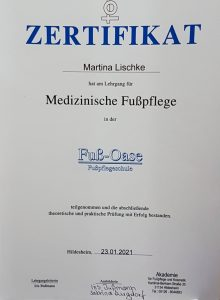 Zertifikat_Fußpflege